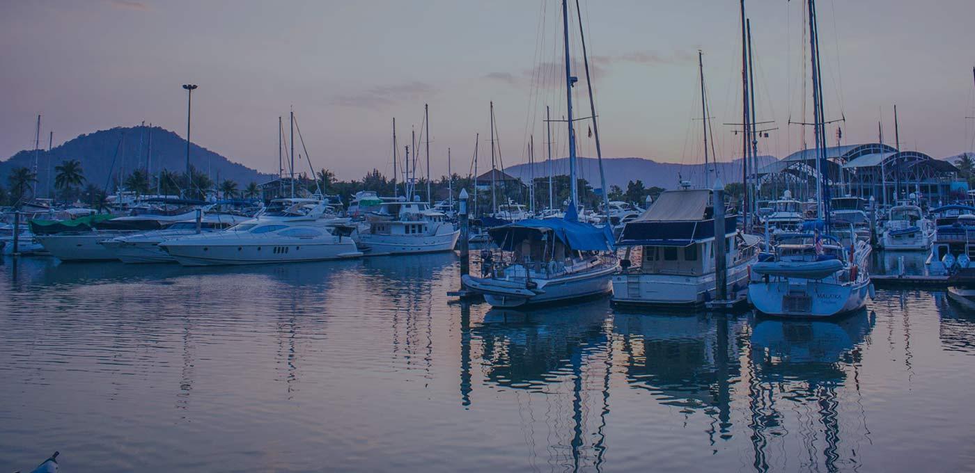 Marine Monitoring Alarm